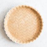Undgå blød tærtebund - få opskrift på sprød tærtebund