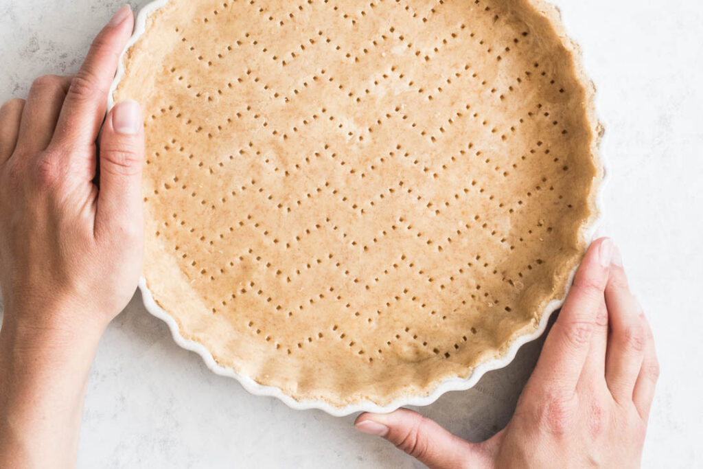 Guide til den perfekte, sprøde tærtebund - opskrift