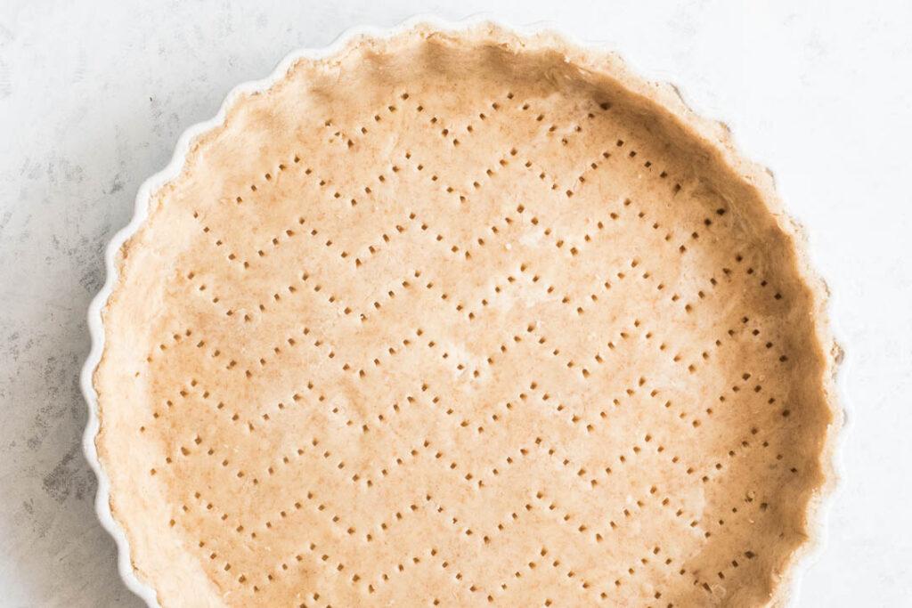 Sådan laver du den bedste tærtedej - opskrift på fuldkornstærtedej og sød tærtedej
