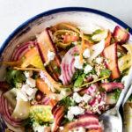 Salat med spiret boghvede - sådan spires boghvede