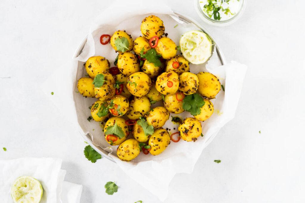 Bombay kartofler