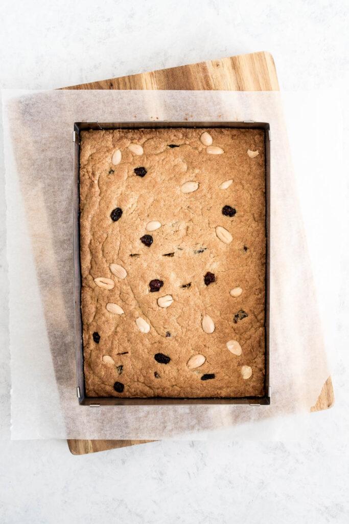 Cookie kage - opskrift
